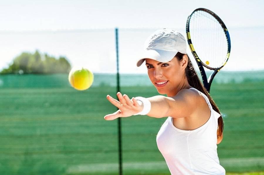 Основные правила игры в большой теннис